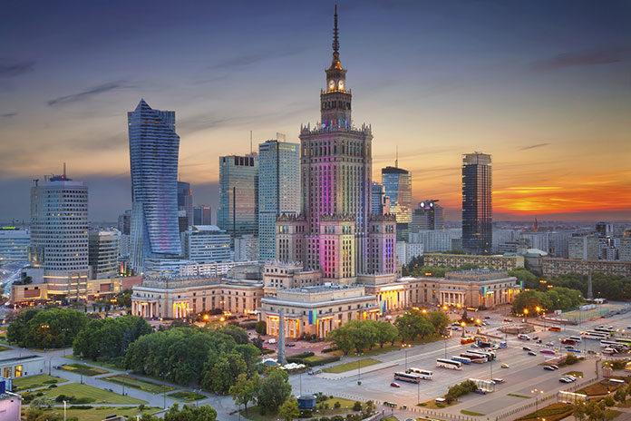 Romantyczny weekend we dwoje w Warszawie